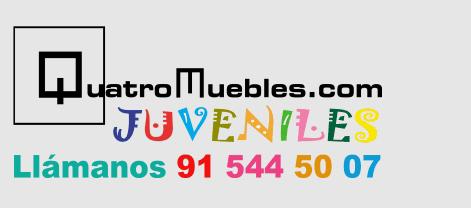 www.quatromueblesjuveniles.com